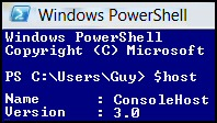 Windows PowerShell Tutorial