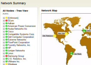 Review of Solarwinds NPM v10