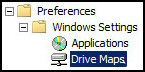 Group Policy Map Drive