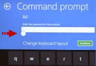 Windows 8 Soft Keyboard
